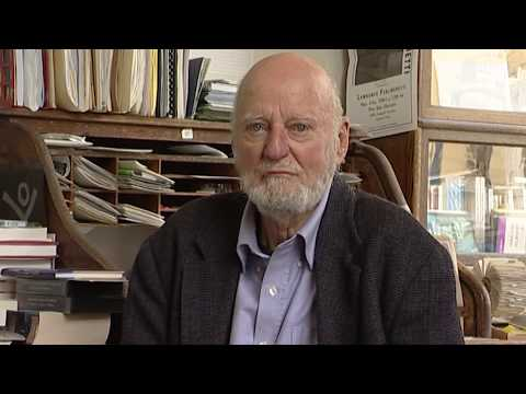 Lawrence Ferlinghetti: The world is a beautiful place