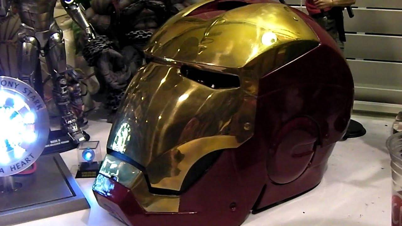 Iron Man Arc Blueprints