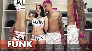 Mc Mirella e Dynho Alves -DanÇando Nicky Jam x J. Balvin - X (EQUIS)