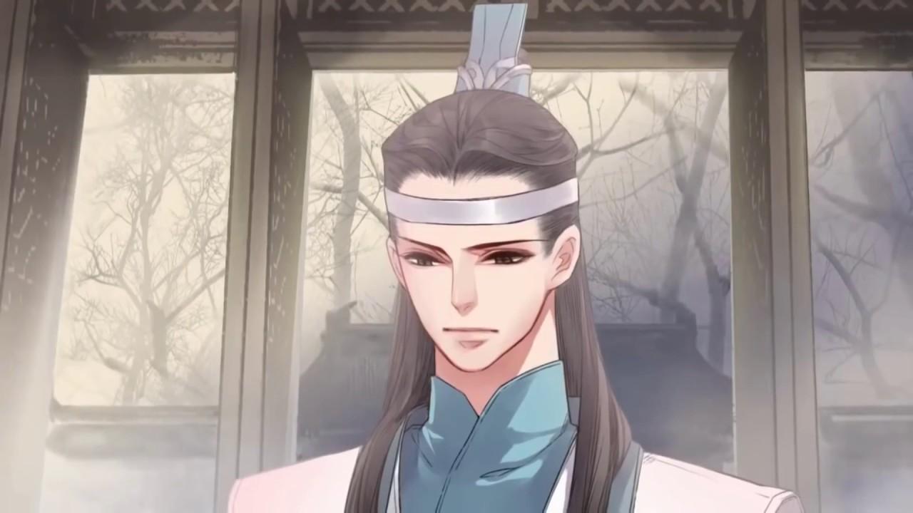 《魔道祖師》Mo Dao Zu Shi 《同道殊途》Same Path, Different Routes Lyrics - Updated  Version
