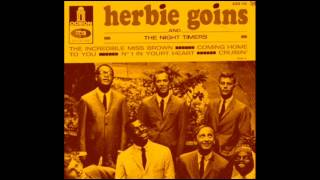 The Night-Timers (Featuring Herbie Goins) - Yield Not To Temptation.