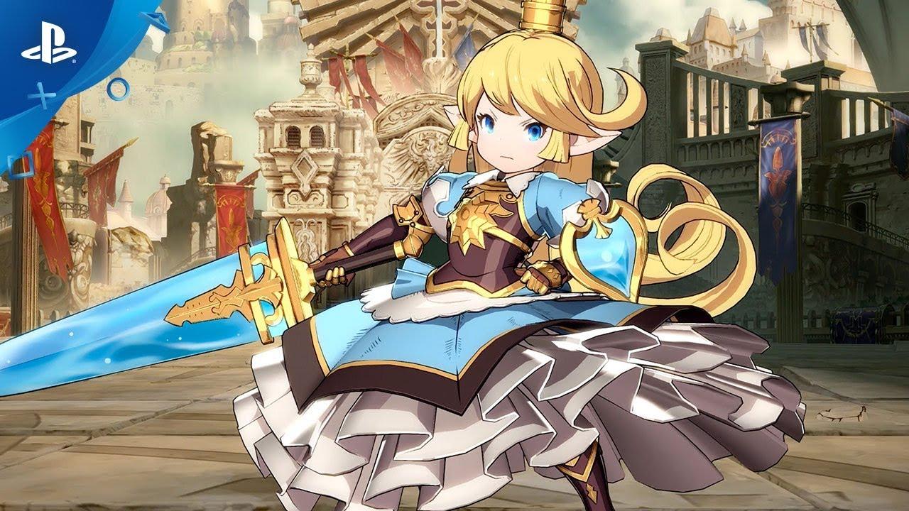 Granblue Fantasy: Versus - Charlotta Character Trailer | PS4