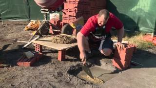 How To Build A Brick Letterbox - DIY At Bunnings