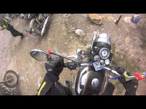 Royal Enfield Himalayan Tour