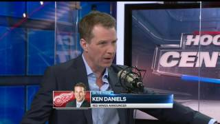 Daniels: Marchand should be suspended for dirty hit on Kronwall