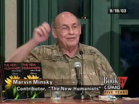 Daniel Dennett & Marvin Minsky   The New Humanists