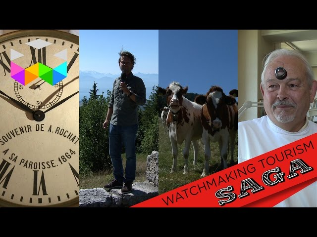 Watchmaking Tourism Saga – The Vallée De Joux