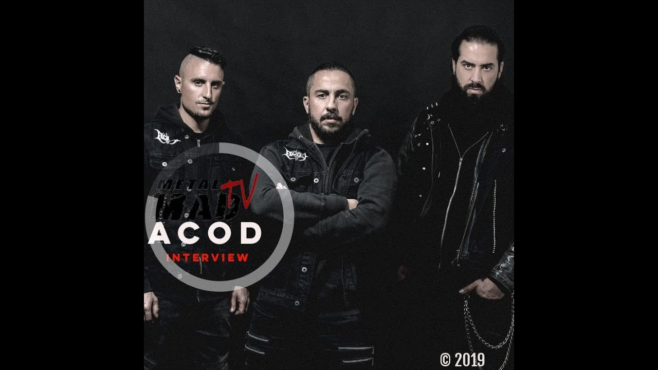 Interview ACOD au Hellfest
