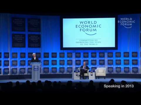 Christine Lagarde - Speaking at the World Economic Forum in 2013 on protectionism