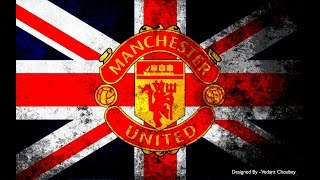 Manchester United Champions League Return By-Vedant Choubey