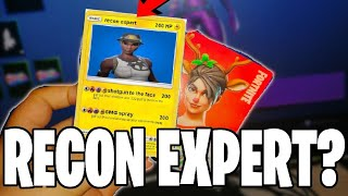 RECON EXPERT pulled?😨 | Fortnite Pack Opening by OG SKINS | Royale Scuf