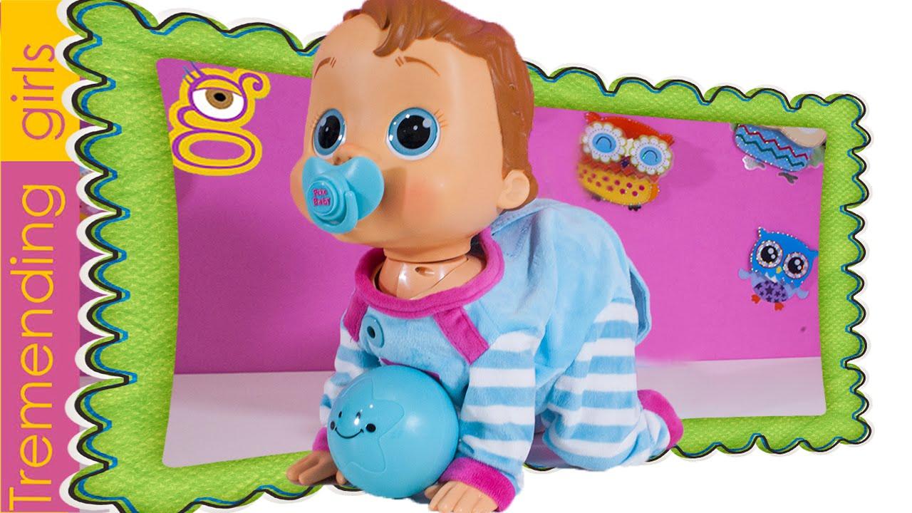 Peke Baby En Espa 241 Ol Imc Toys Baby Wow Doll Mu 241 Eco