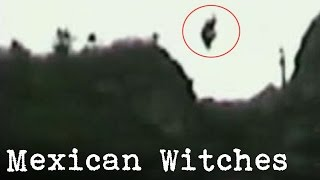 """""""Legendary Mexican Witches"""" Urban Legend Profiles"""