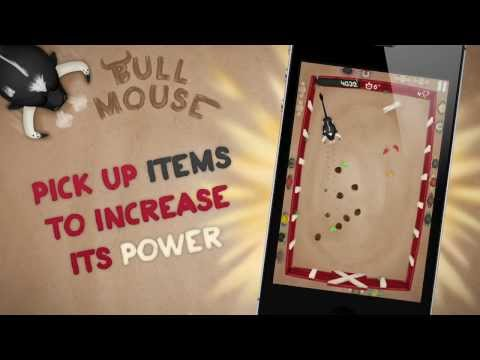 Bull Mouse (Toro Ratón) Gameplay Trailer [iOS/Android]