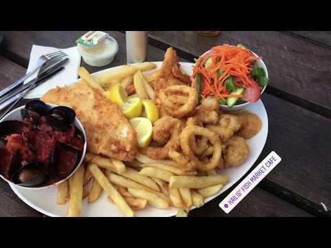 TRAVEL VLOG • Perth 2018 | Day 3 | Sunday Market | Fremantle Market | Kailis Fish & Chips