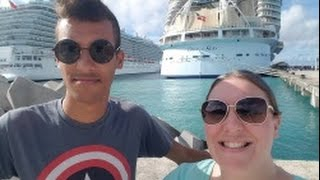 Megaship Cruise Vlog ~ Oasis of the Seas ~ Day 6 [ep15]