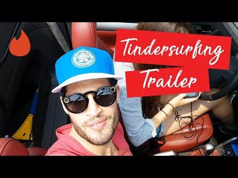 Tindersurfing : Trailer