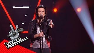 Jennifer - 'I've Only Begun To Fight' | Blind Auditions | The Voice Van Vlaanderen | VTM