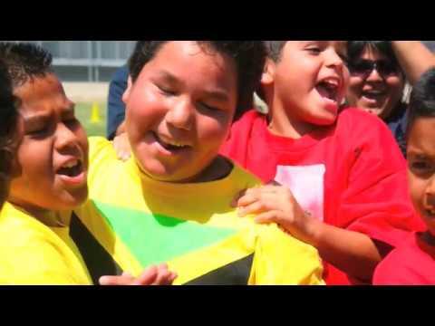 King Chavez Athletics Academy Summer Olympics 2008