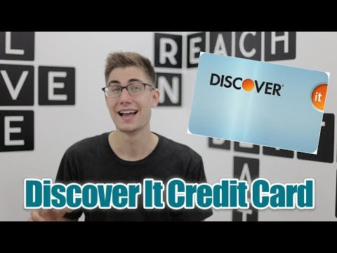 Discover It Credit Card - Review - Best Starter (Beginner) Card For Cash Back