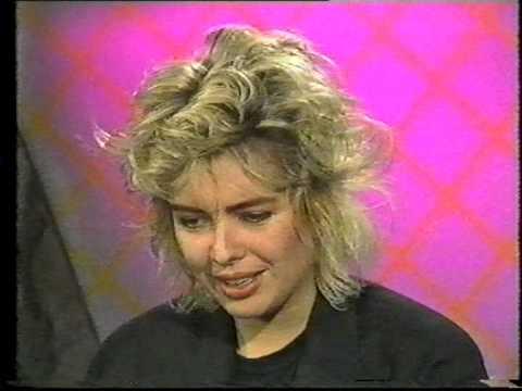 Kim Wilde interview, 1986