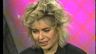 Смотреть Kim Wilde interview, 1986 онлайн