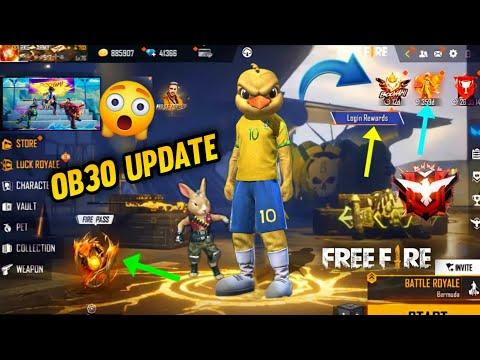Free Fire 28 September Update || Game Is Not Open || Break For Maintenance - OB30 Update Free Fire