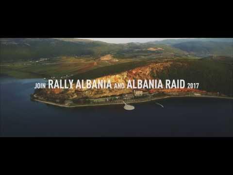Albania Rally & Raid / Promo 2017