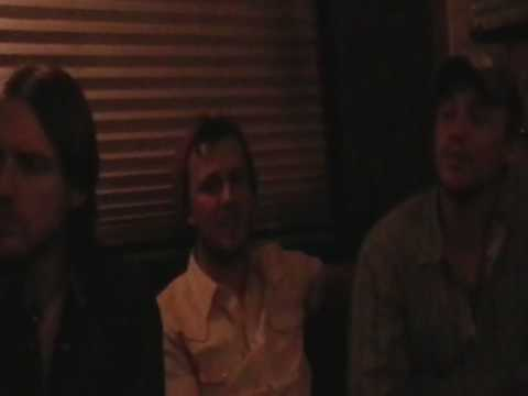 Love and Theft Interview