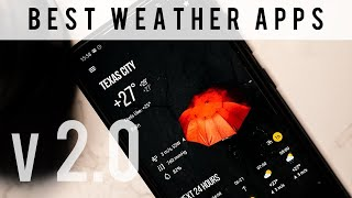 Best weather apps for android 2020 | Part 2