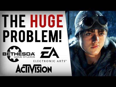 EA, Bethesda &