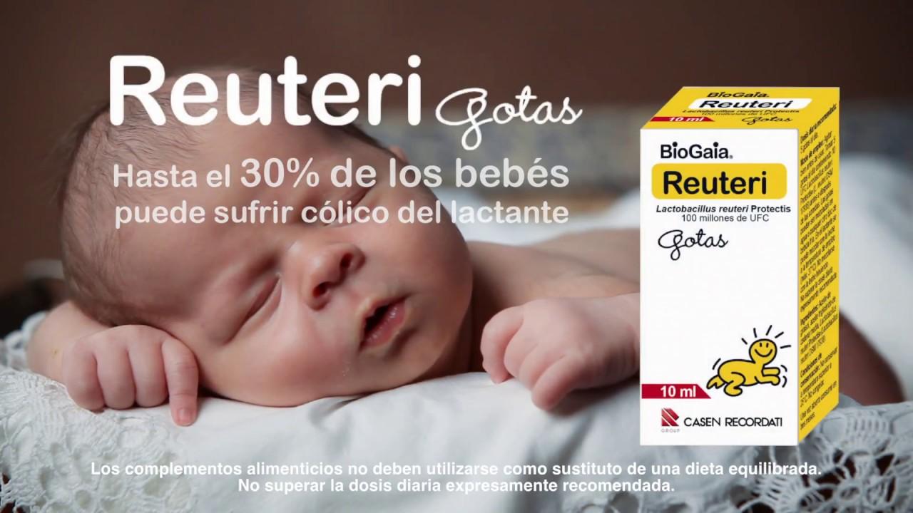 gotas para los gases de bebes