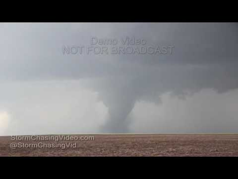 Dodge City, KS Tornadoes - 5/24/2016