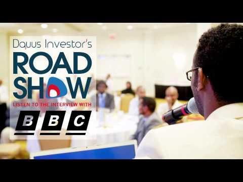 Dauus BBC Interview Investor's Roadshow