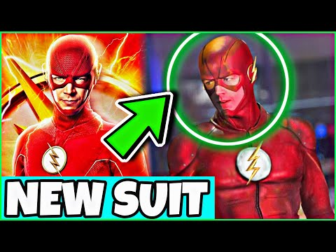 New Flash Suit? Barry Gets his Speed Back! - The Flash Season 7