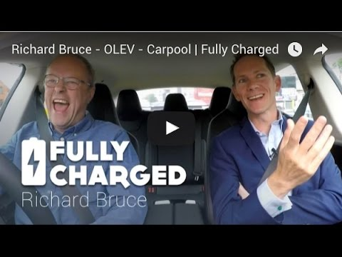 Richard Bruce OLEV Carpool | Fully Charged