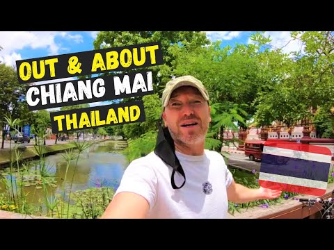 Living In Thailand 2020 | Out & About in Chiang Mai