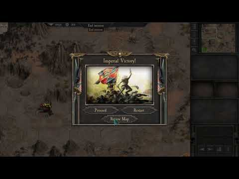warhammer 40k battle for golgotha very hard difficulty mission 4 battle of the titans |
