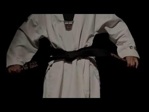 Yones Darid Aulaqi. Albertslund Taekwondo klub