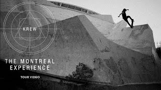 KR3W: The Montreal Experience - TransWorld SKATEboarding