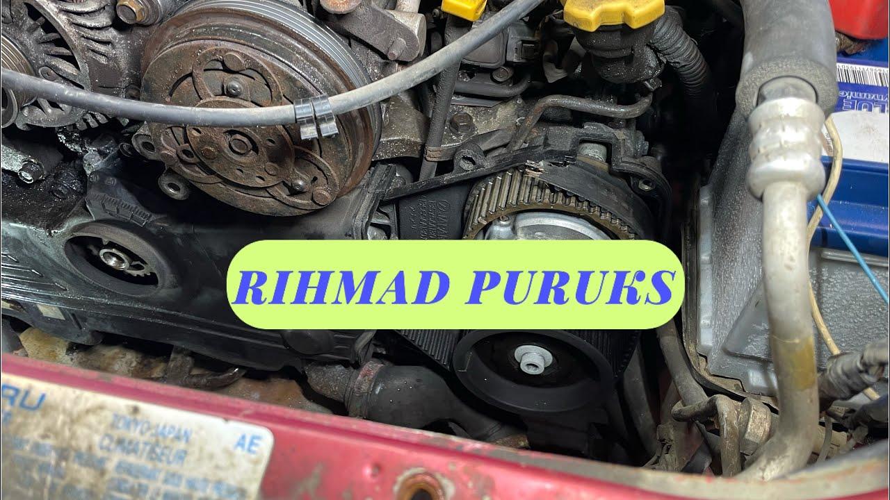 Mõned Subarud töös | Impreza, 2x Forester, WRX | VLOG