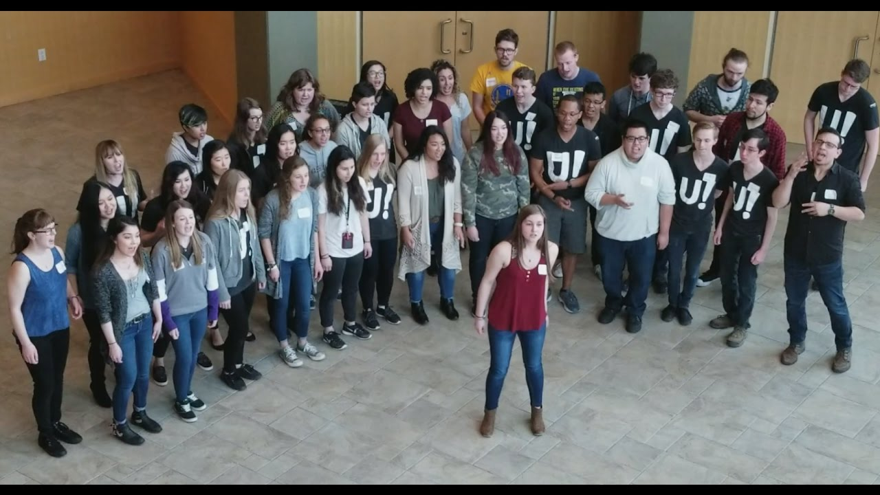 UW Unleashed! - Chandelier (Sia a cappella cover) | ANWAC Fest ...