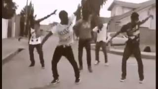 Because Am Tonga -Zambian CHOREOGRAPHY
