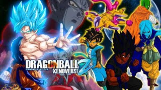 DBZ TTT New MODS XENOVERSE With New Broly Full HD ISO DOWNLOAD