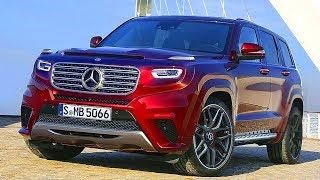 2020 Mercedes GLG brutal SUV