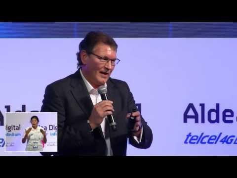 Gary Davis: La seguridad en Internet, cómo mantenerse libre en internet