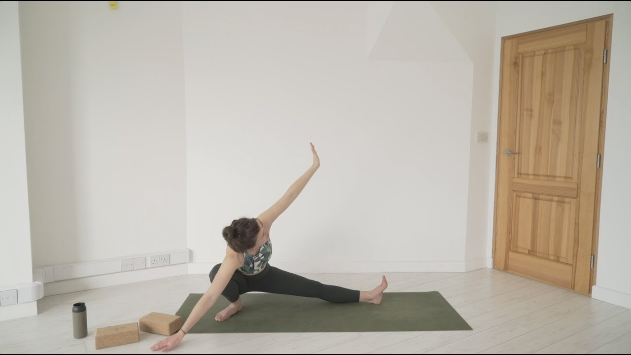 Hip Opening Flow - 35mins