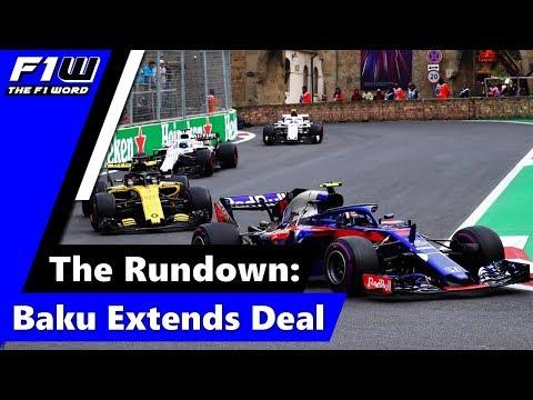 The Rundown: Baku Extends Deal