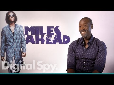 Don Cheadle on doing EVERYTHING on Miles Ahead