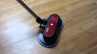 휴스톰 듀얼스핀 물걸레 청소기 사용기 2